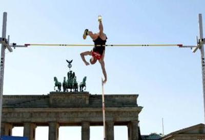 Berlin Flyes Мatch - Результаты