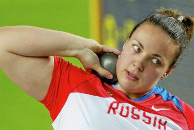 Анна Авдеева дисквалифицирована на два года