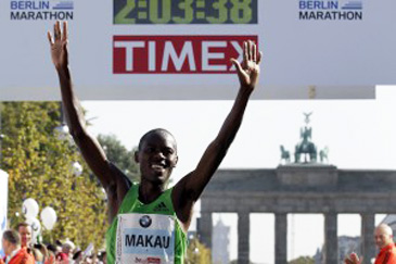 Патрик Макау пропустит берлинский марафон