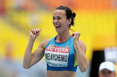 Анна Мельниченко стала лучшей семиборкой мира по итогам года
