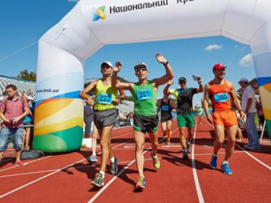 Весной в Харькове марафон побегут мэр, нардеп и банкир