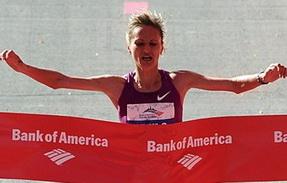 Россиянка Мария Коновалова стала третьей на Чикагском марафоне