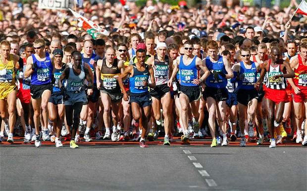 В Афинах выберут лучшего марафонца мира