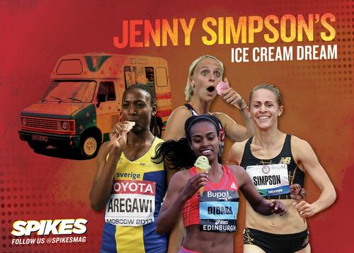 Мороженое для Дженни Симпсон