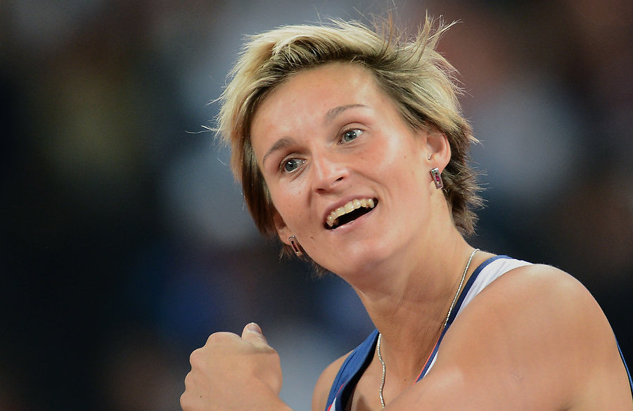 Барбора Шпотакова мечтает о мировом рекорде