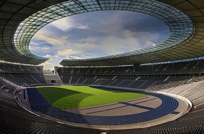Берлин примет чемпионат Европы в 2018 году