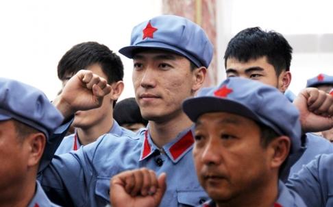 Лю Сянь и Красная армия