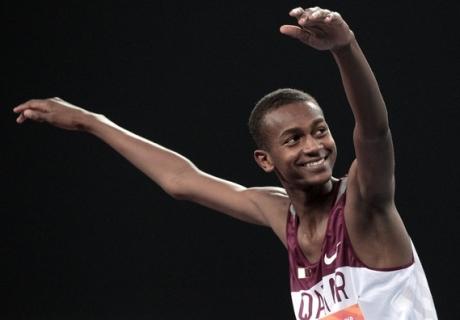 Мутаз Баршим назван лучшим арабским легкоатлетом года