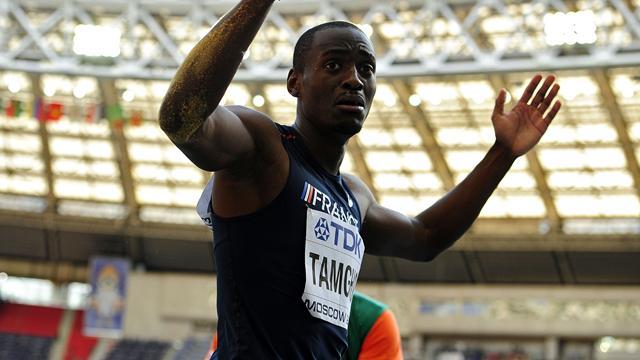 Чемпион мира в тройном прыжке француз Тедди Тамго дисквалифицирован на год