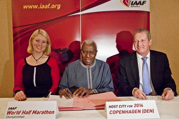 IAAF утвердила трассу для ЧМ по полумарафону