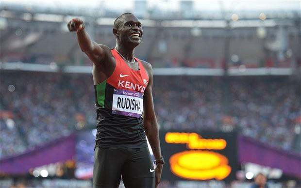 Дэвид Рудиша будет выступать на 1500 м