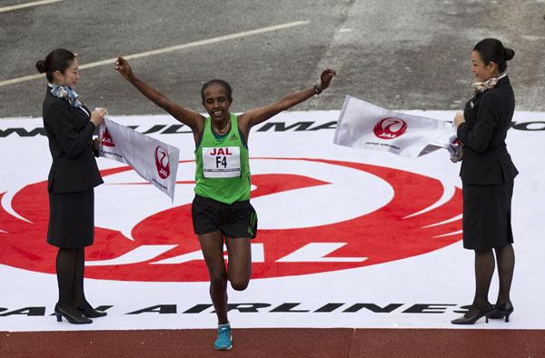 На Сингапурском марафоне спортсмен срезал более 35 км