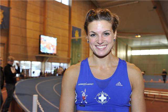 Надя Касадей из Швеции борется с раком и готовится в Рио-2016