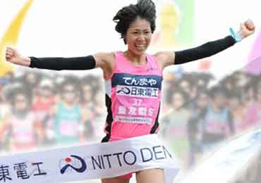 Osaka International Women's Marathon 2014 - Состав элиты