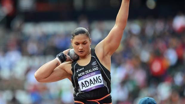 Валери Адамс четвертый раз получает престижную награду