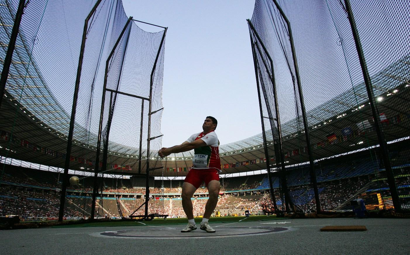 Метатель молота Дилшод Назаров назван лучшим спортсменом года в Таджикистане