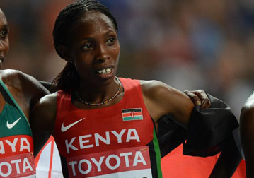 Салли Чепйего установила рекорд полумарафона Sanyo Women's Half Marathon