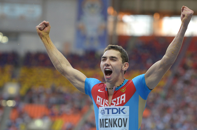 Александр Меньков. Классик жанра