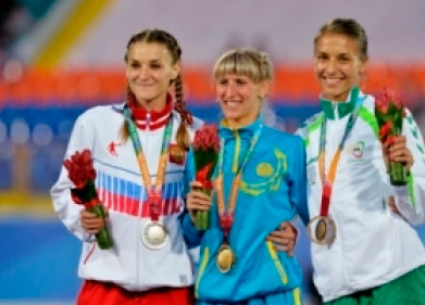 Федерация легкой атлетики Казахстана назвала лучшего спортсмена уходящего года