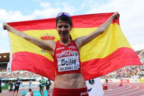 Рут Бейтиа и Анхель Лопес стали легкоатлетами года в Испании