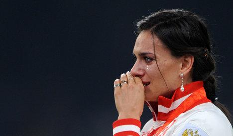 Насыщенный год Елены Исинбаевой
