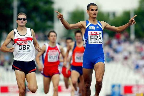 Французские легкоатлеты массово отправятся на базу в ЮАР