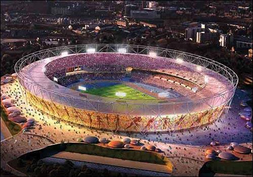 Олимпийский стадион в Лондоне будет реконструирован