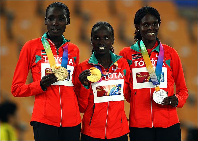 Кенийцы выступят во всех видах на эстафетном чемпионате мира