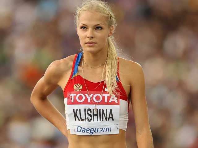 Дарья Клишина любит позировать голышом. Фото и видео бесплатно