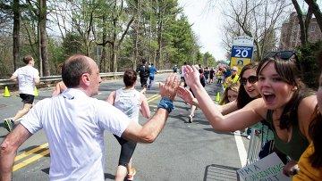Участие в Бостонском марафоне-2014 примут 46 спортсменов из 13 стран