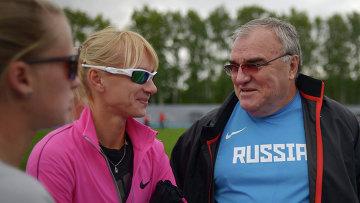 Маслаков: Легкоатлеты страны должны набирать соревновательный опыт