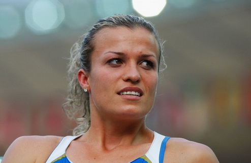 Наталья Добрынская получила награду Европейской ассоциации легкой атлетики