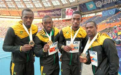 Ямайка отправит сильнейшие команды на IAAF World Relays