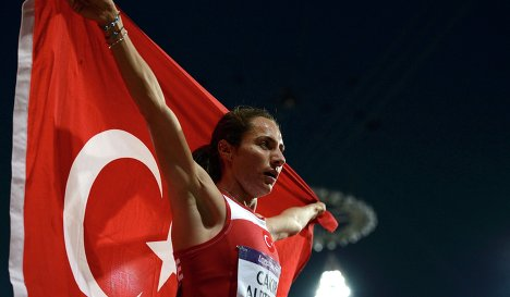 IAAF вновь отстранила Аслы Алптекин от соревнований