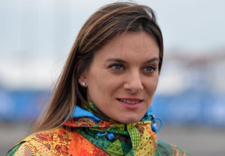 Елена Исинбаева номинирована на спортивный