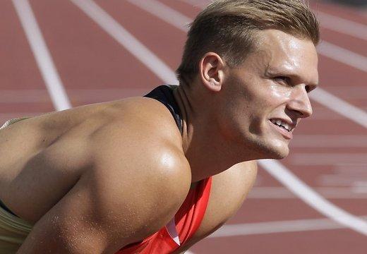 Паскаль Беренбрух готов завоевать медаль в Сопоте