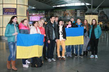 Украинские легкоатлеты обратились к народу