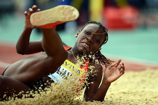 Тройной прыжок - Женщины - Квалификация - Чемпионат мира 2014 - Сопот