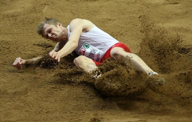 Прыжки в длину - Мужчины - Квалификация - Чемпионат мира 2014 – Сопот