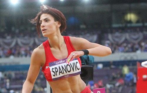 Прыжки в длину - Женщины - Квалификация - Чемпионат мира 2014 – Сопот