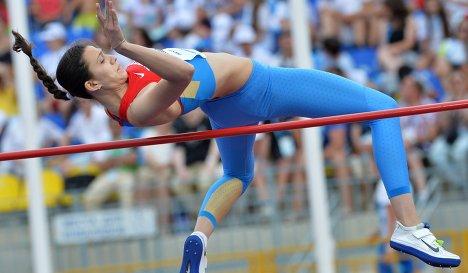 Прыжки в высоту - Женщины - Финал - Чемпионат мира 2014 - Сопот