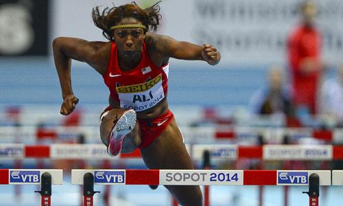 60 м с / б - Женщины - Финал - Чемпионат мира 2014 – Сопот + Видео