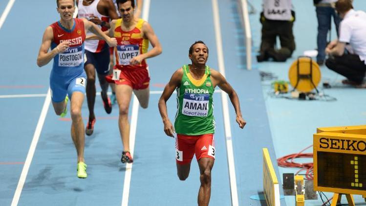 800 м - Мужчины - Финал - Чемпионат мира 2014 - Сопот + Видео
