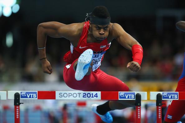 60 м с / б - Мужчины - Финал - Чемпионат мира 2014 - Сопот + Видео