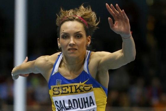 Ольга Саладуха: