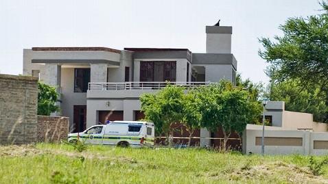 Дом, где Оскар Писториус убил свою подругу, выставлен в свободную продажу
