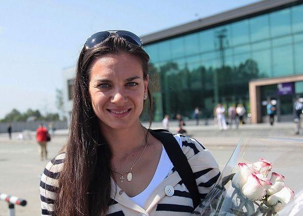 Елена Исинбаева выйдет замуж сразу после родов