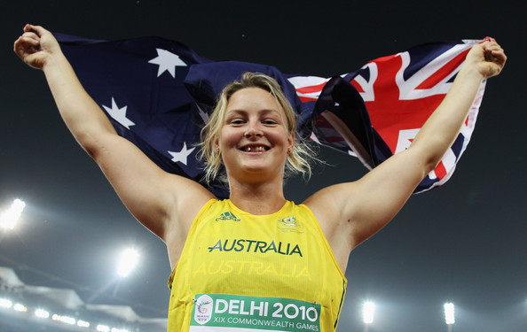 Ким Микл думает о золотой медали в Рио