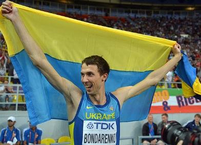 НОК Украины назвал претендентов на звание лучших спортсменов года