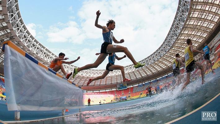Казань примет чемпионат мира по легкой атлетике в 2016 году